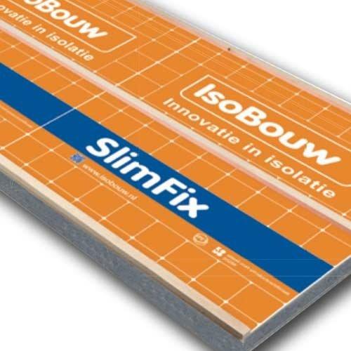 Isobouw® SlimFix dakplaat 4.0-3/3 Incl. zagen op maat en incl. transport.