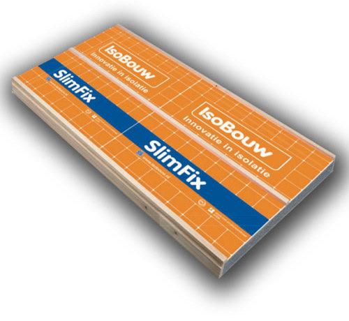 Isobouw® SlimFix dakplaat 4.0-3/3L Incl. zagen op maat en incl. transport.