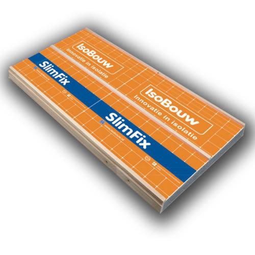 Isobouw® SlimFix dakplaat 5.0-3/3L Incl. zagen op maat en incl. transport.