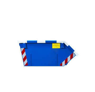 Houtafval container 3m³
