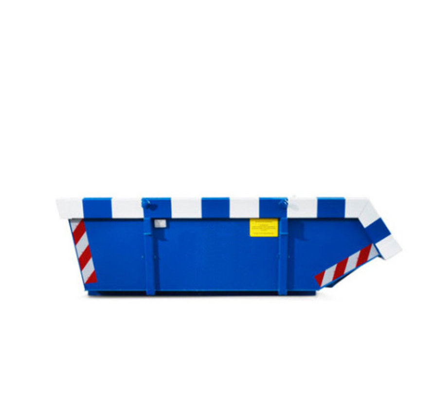 Houtafval container 6m³
