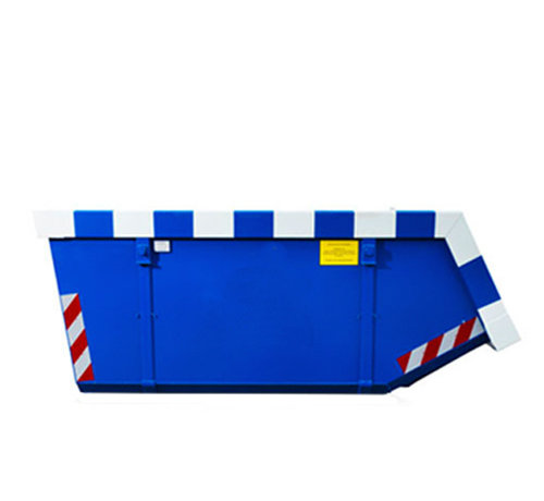 Bouwafval container 9m³