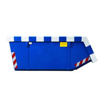 Puinafval container 9m³
