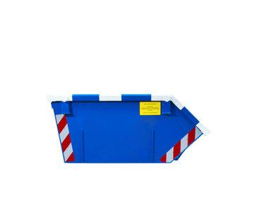 Puinafval container 3m³