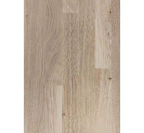 Bouwonline Massief houten werkblad Eiken Rustiek 19mm 420x62cm