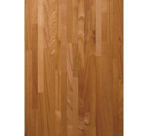Bouwonline Massief houten werkblad Kersen 27mm 150x64cm