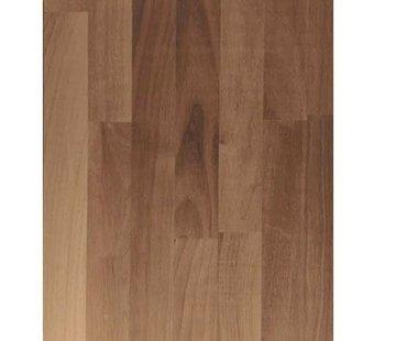 Bouwonline Noten Blad Massief hout 27mm 420x64cm
