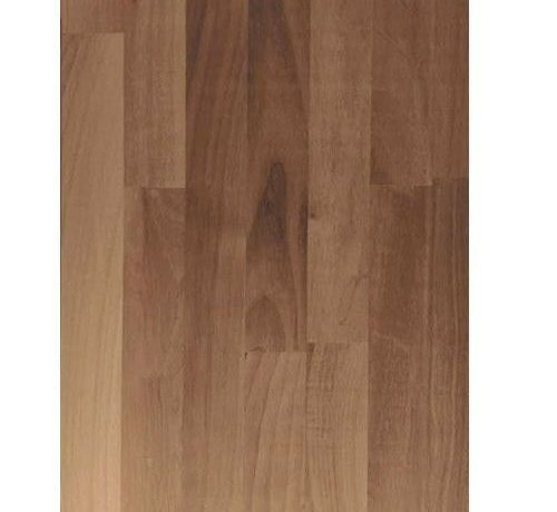 Bouwonline Massief Noten houten werkblad gevingerlast 38mm 420x92cm
