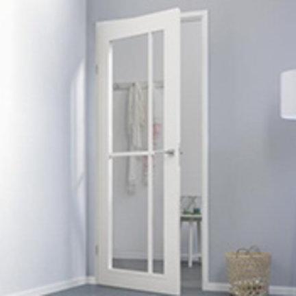 Binnendeuren, kozijnen en multiplex deurplaten