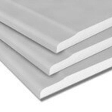 Gipsplaten voor plafond en wandwerk