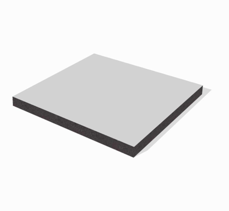 Trespa® Izeon® RAL 7030 steen grijs 6mm 3050 x 1530mm