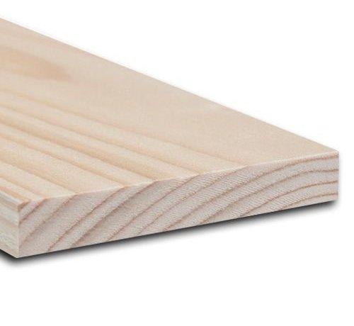 Vurenhout 32 x 200 mm lengte 420cm