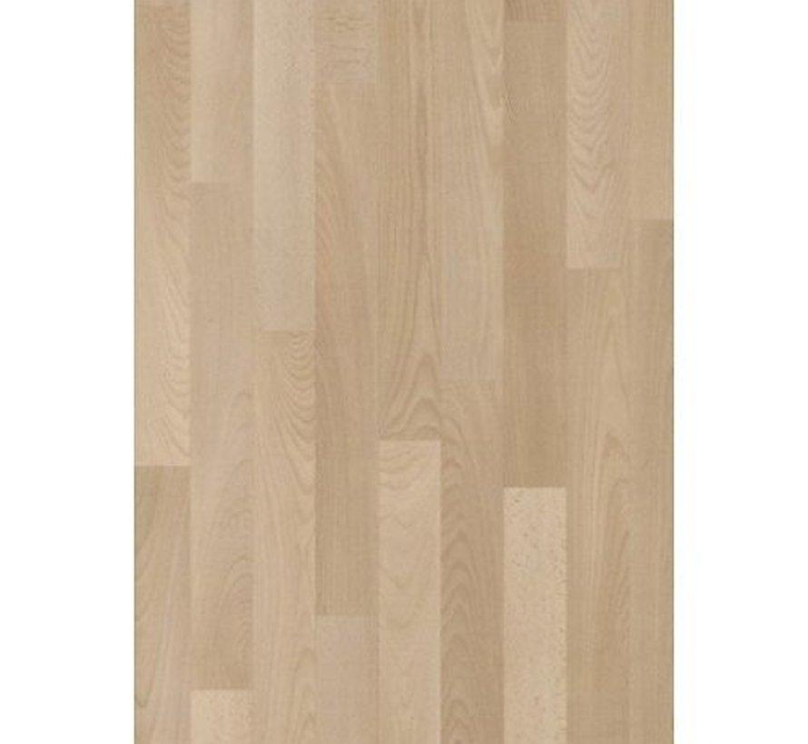 Massief houten werkblad Beuken 38mm 210x62cm