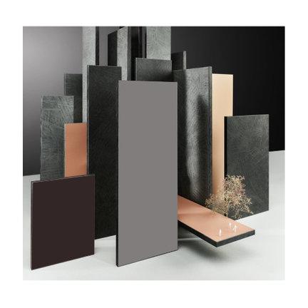 Boeidelen van Trespa hoogwaardig kunststof plaatmateriaal