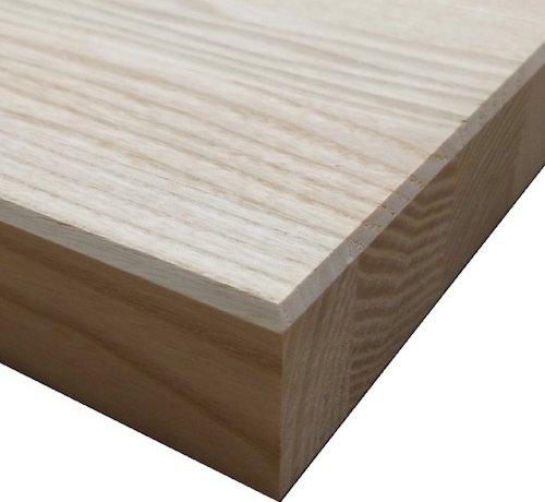 Bouwonline Massief houten werkblad Essen 38mm 420x64cm