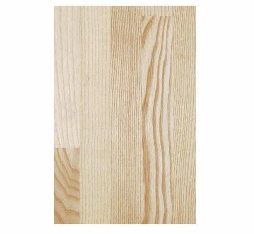 Massief houten werkblad Essen 27mm 420x92