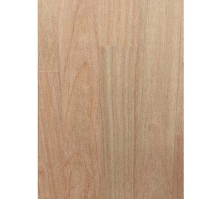 Massief houten werkblad Kersen 40mm 420x61cm