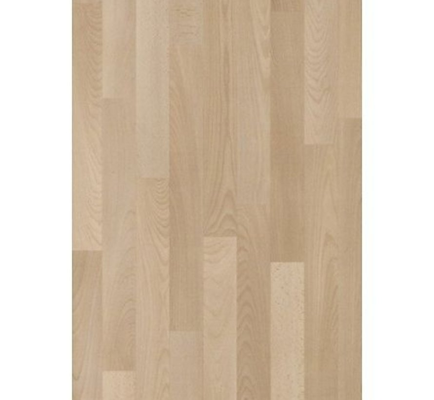 Massief houten werkblad Beuken 27mm 210x90cm