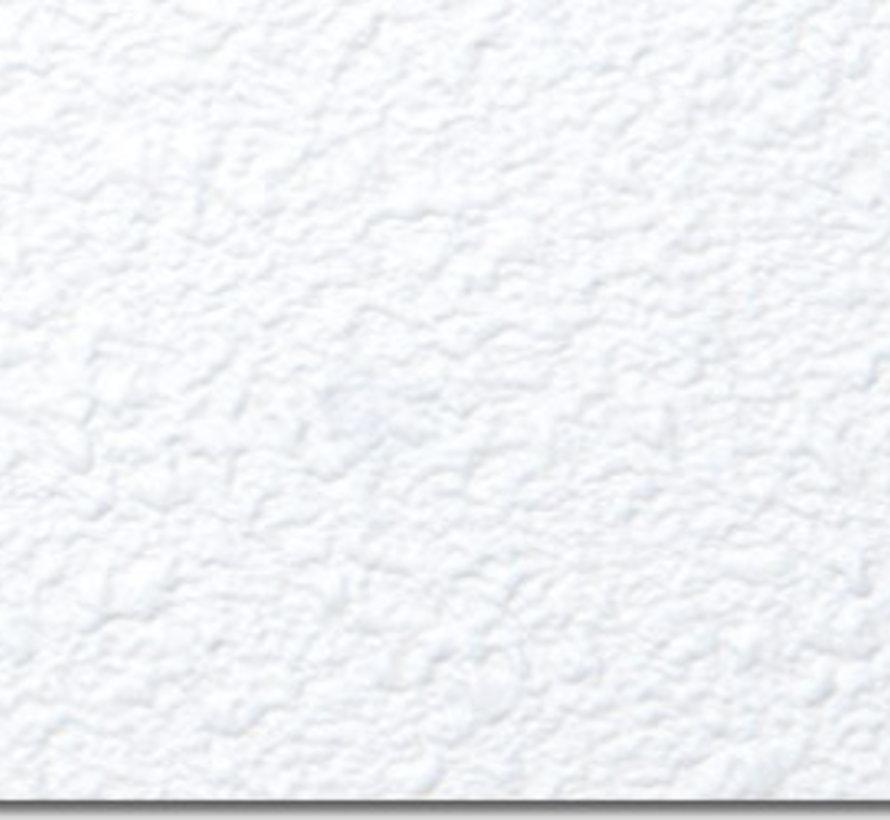 Agnes® kniklijst wit stuc 2600 x 4,3 x 51mm (2 stuks)