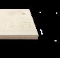 Kronospan Ultra Ply 18mm 244x122 mes & groef langszijden