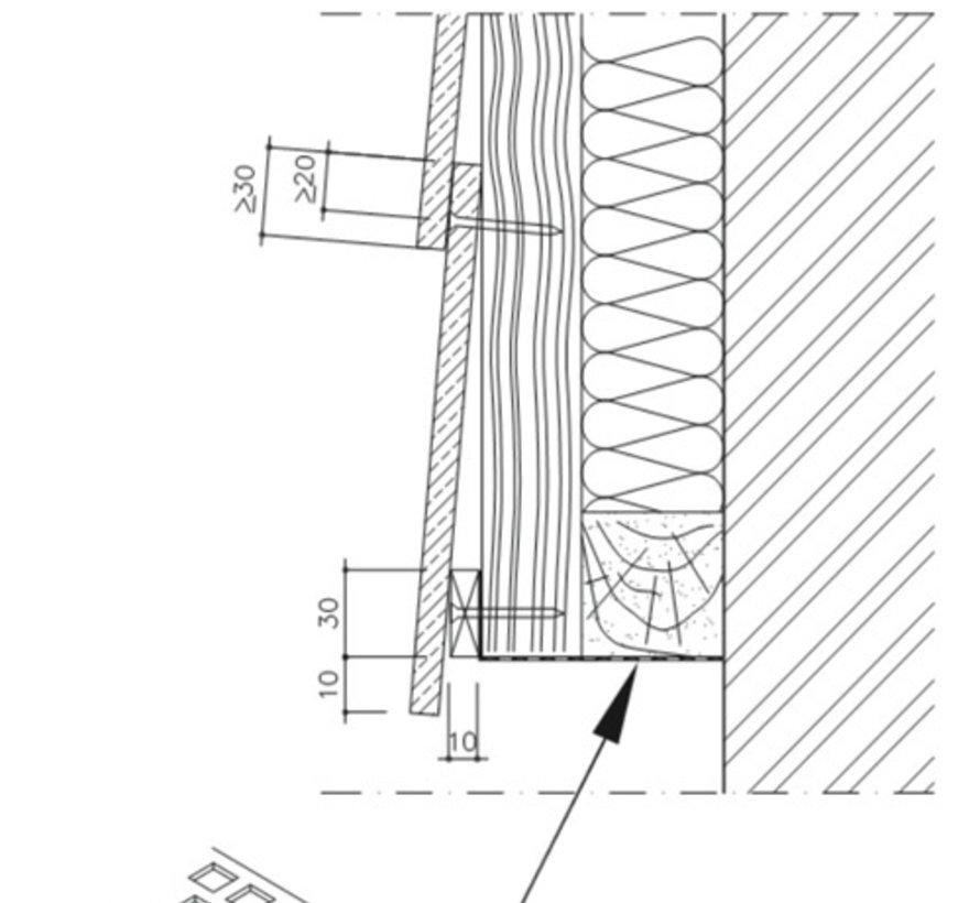 Eternit Sidings Schroeven - Eternit Cedral Lap Wood 250stuks
