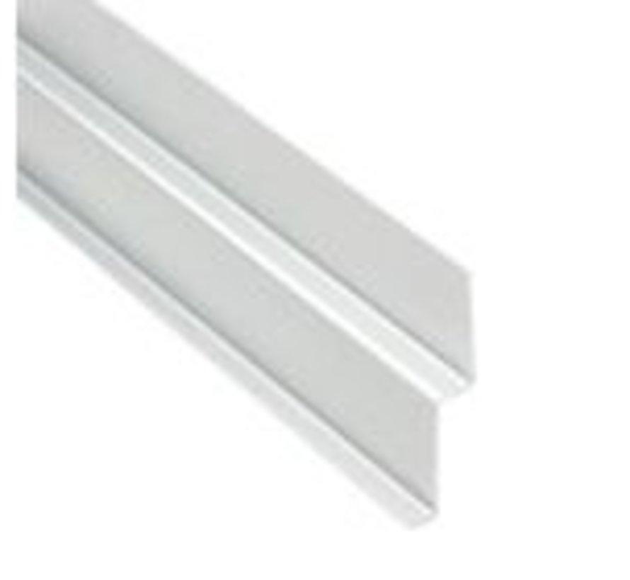 Eterniet Cedral Wood aluminium startprofiel
