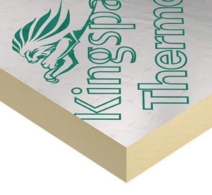 Kingspan Therma TR26 PIR platdak isolatie 90 mm - prijs is per plaat
