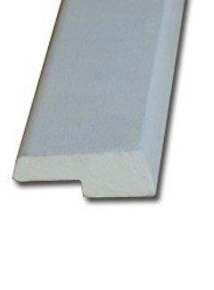 Glaslat 12 x 33 mm E22 meranti hardhout 400cm