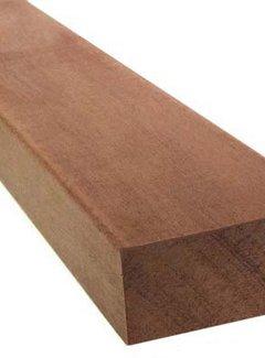 Hardhout meranti geschaafd dikte 45 mm