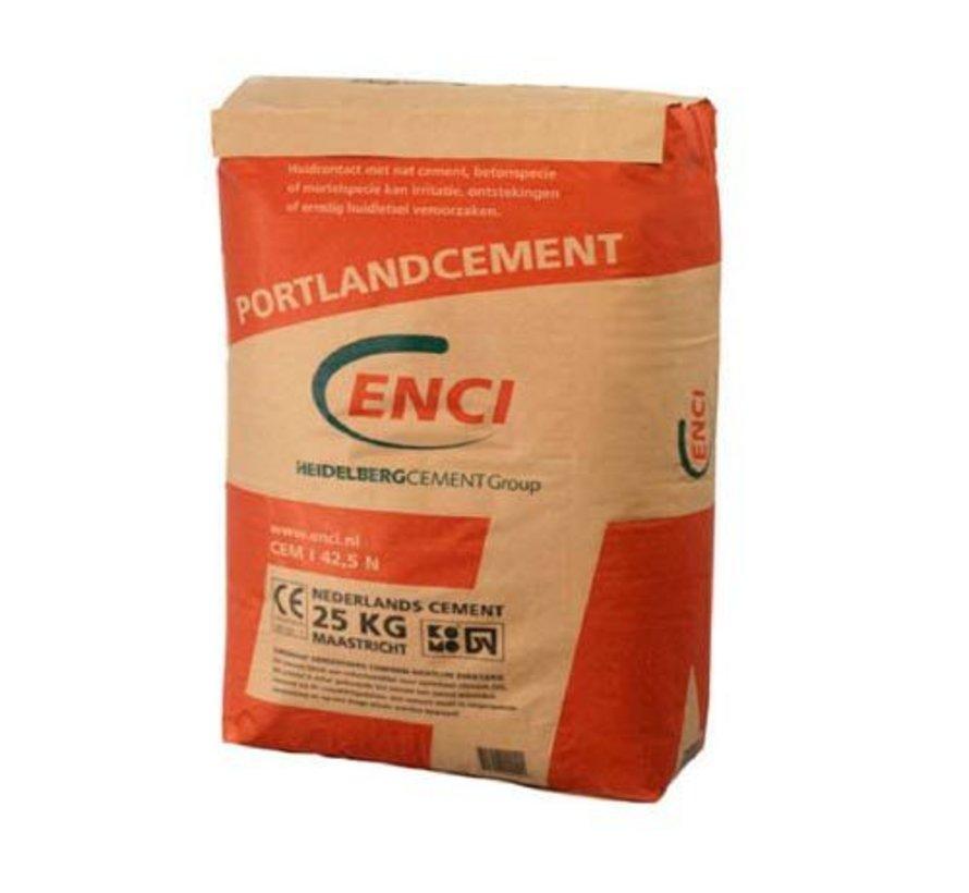Enci® portlandcement (25kg)