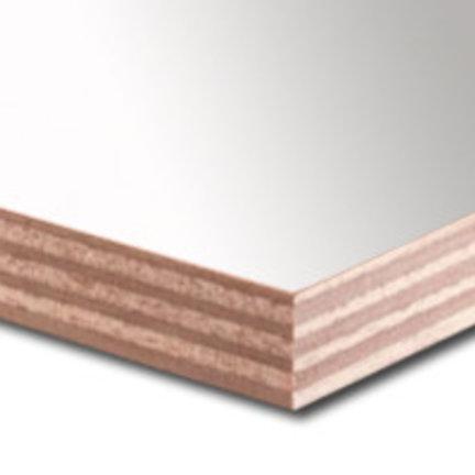 Multiplex voor gevels, daken en carports