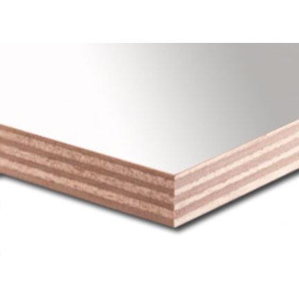 Multiplex Okoumé voor gevels, daken en carports