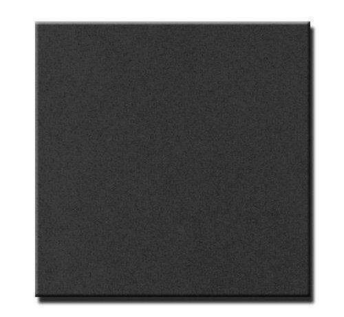 Valchromat® MDF gekleurd zwart door en door 19 mm 244 x 122cm