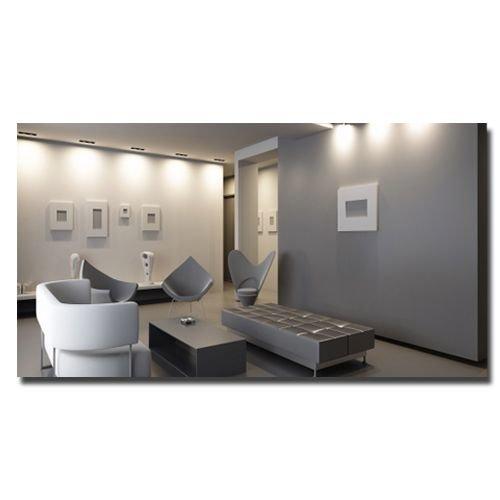 Agnes® Agnes® wandplaten wit linnen 2600 x 600 x 12 mm (2 stuks)