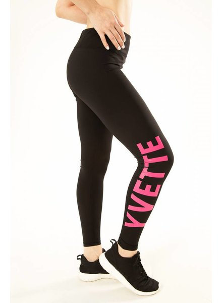 Yvette Leggings Logo