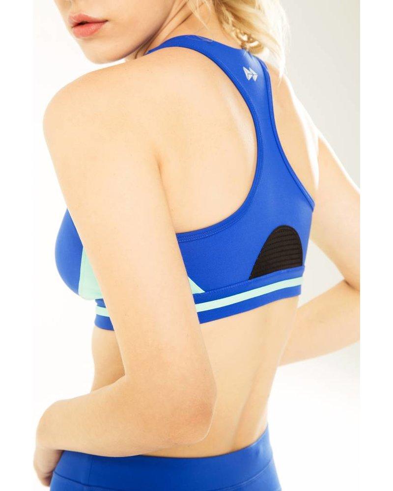 Yvette Sport-BH Leaf