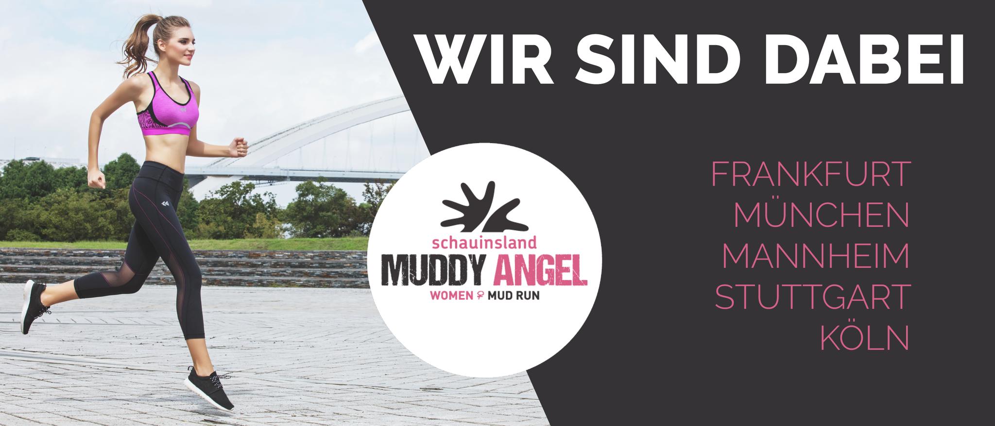 Muddy Angel Run