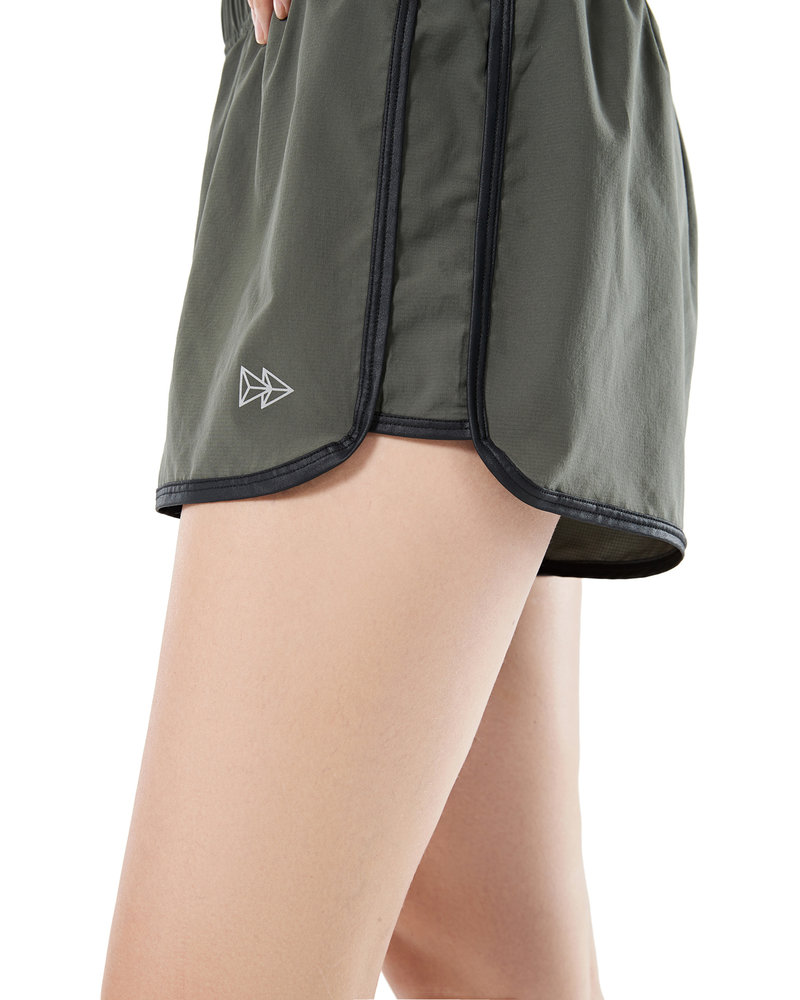 Yvette Shorts Power olive