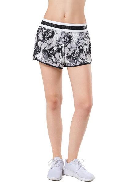 Yvette Shorts Floral