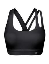 Yvette Sport-BH Double Black