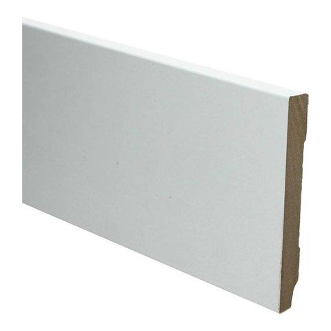 Whiteline plint recht 120x15 wit 16254