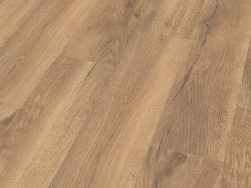Floorlife inwood eiken natuur laminaat vloerentopper gratis gelegd