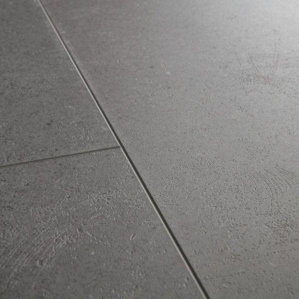 PVC Quick-step Livyn Quickstep AMCL40138 Vibrant Mediumgrijs