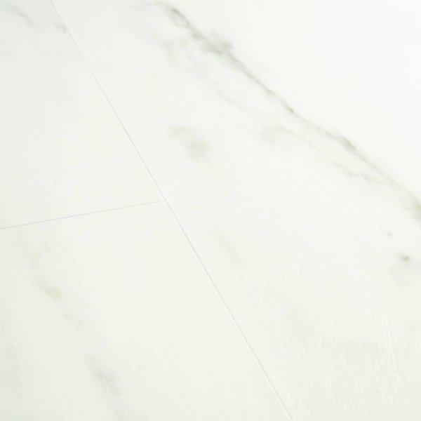 PVC Quick-step Livyn Quick Step AMGP40136 Carrara Marmer Wit