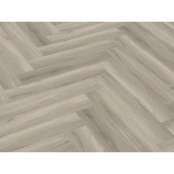 Floorlife Floorlife Yup Herringbone Licht Grey