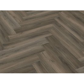Floorlife Yup Herringbone Dark Grey