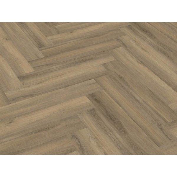 Floorlife Floorlife Yup Herringbone Light Brown
