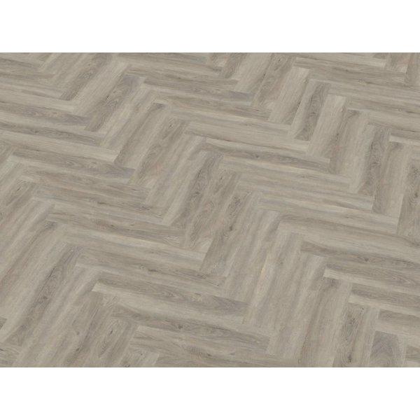 Floorlife Floorlife Yup Herringbone Light Grey
