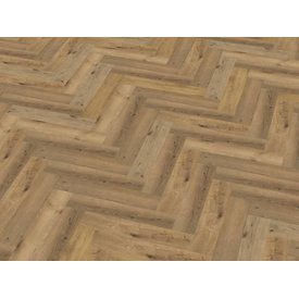 Floorlife Yup Herringbone Dark Oak