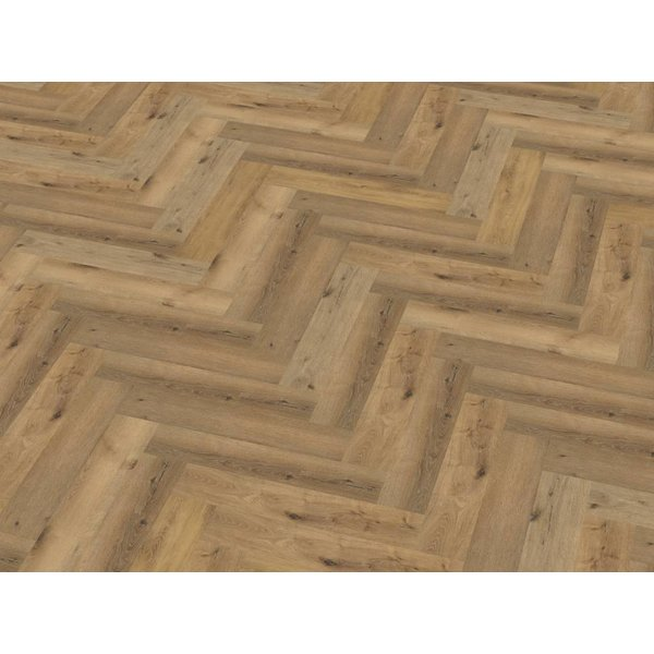 Floorlife Floorlife Yup Herringbone Dark Oak